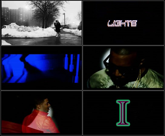Kanye West fеаt. Rihanna & Kid Cudi. All Of The Lights