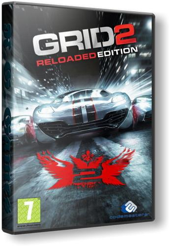 GRID 2. Reloaded Edition