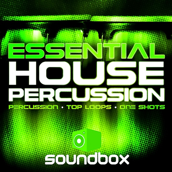Essential House Percussion Maximize (2016)