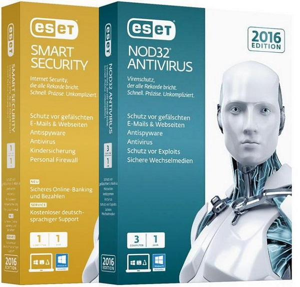 ESET Smart Security / NOD32 Antivirus 9.0.386.1