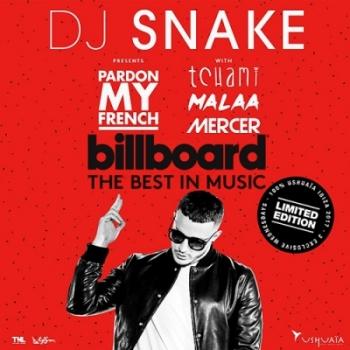 Billboard Hot Dance & Electronic Songs August