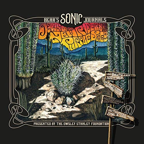 New Riders Of The Purple Sage. Bear's Sonic Journals (2020)