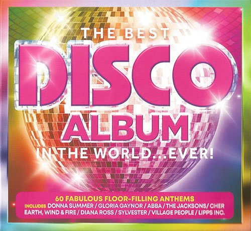 The Best Disco Album (2019)