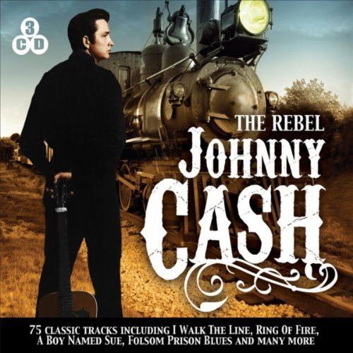 Johnny Cash - Johnny Cash The Rebel (2013)