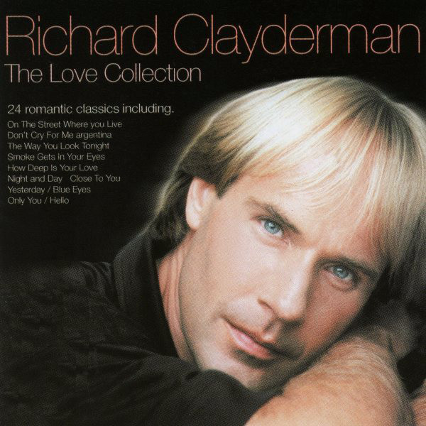 Richard Clayderman - The Love Collection (2001)