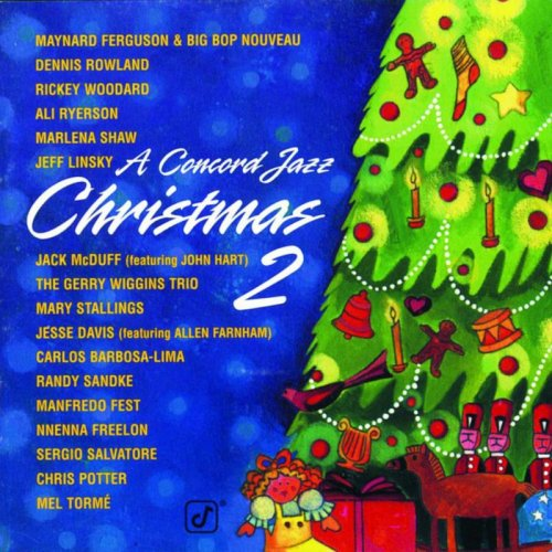 A Concord Jazz Christmas Vol.2