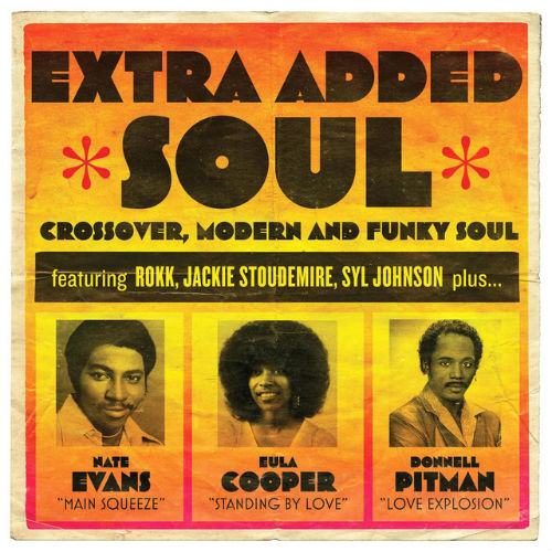 Extra Added Soul Crossover, Modern & Funky Soul