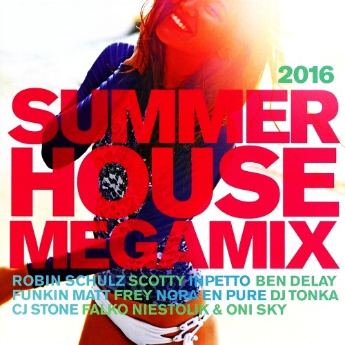 Summer House Megamix 2016