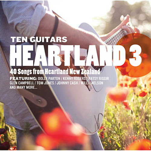 Ten Guitars Heartland 3