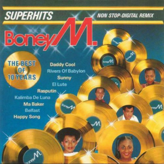 Boney M. The Best Of 10 Years