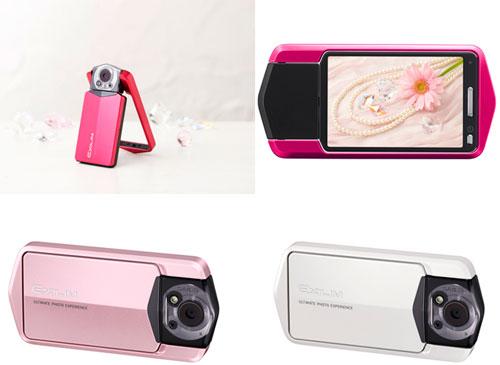 Casio EX - TR 150 - жіноча фотокамера