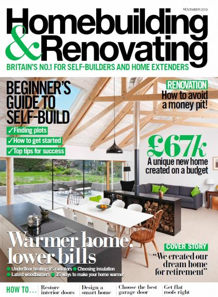 Homebuilding & Renovating №11 (November 2019)