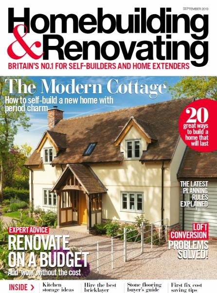 Homebuilding & Renovating №9 (September 2019)
