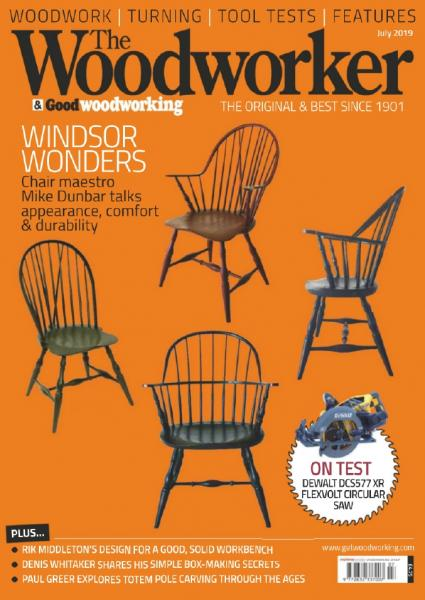 The Woodworker & Good Woodworking №7 (July 2019)