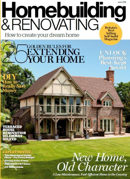 Homebuilding & Renovating №6 (June 2018)
