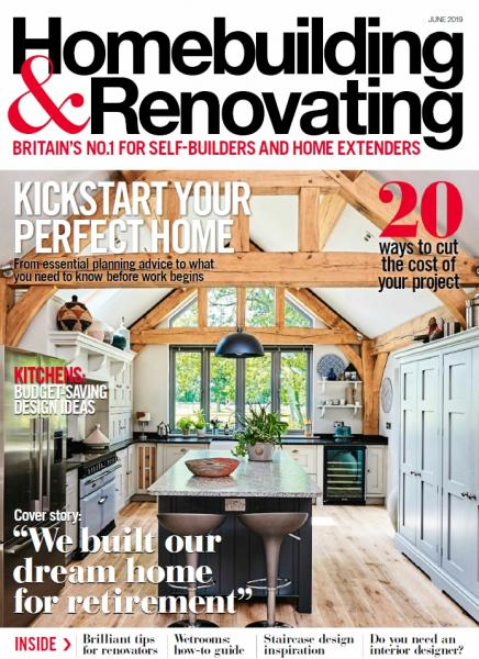Homebuilding & Renovating №6 (June 2019)