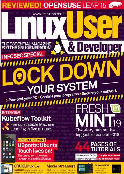 Linux User & Developer №193 (July 2018)