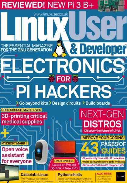 Linux User & Developer №190 (April 2018)
