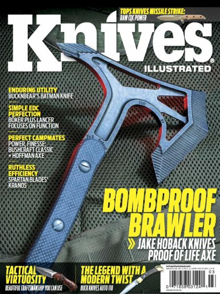 Knives Illustrated №2 (March-April 2018)