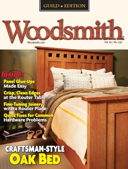 Woodsmith №235 (February - March 2018)