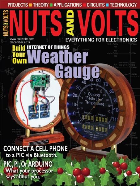 Nuts and Volts №12 (December 2017)