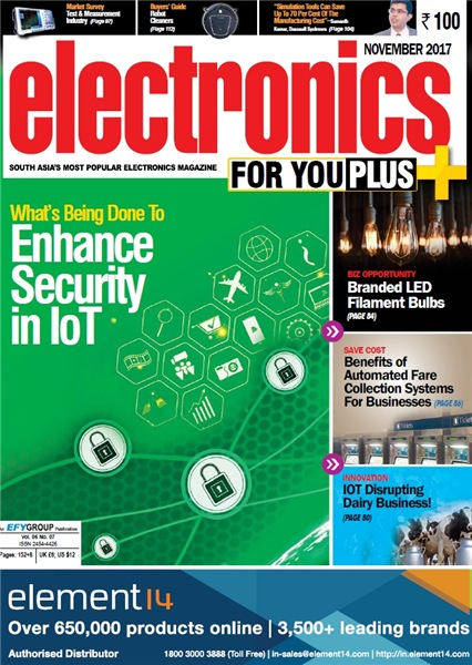 Electronics For You №11 (November 2017)