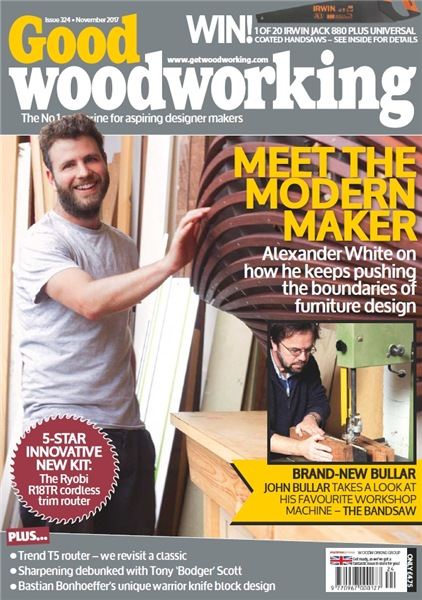 Good Woodworking №324 (November 2017)