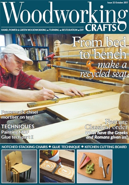 Woodworking Crafts №32 (November 2017)