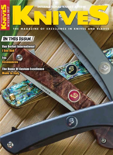 Knives International Review №32 (2017)