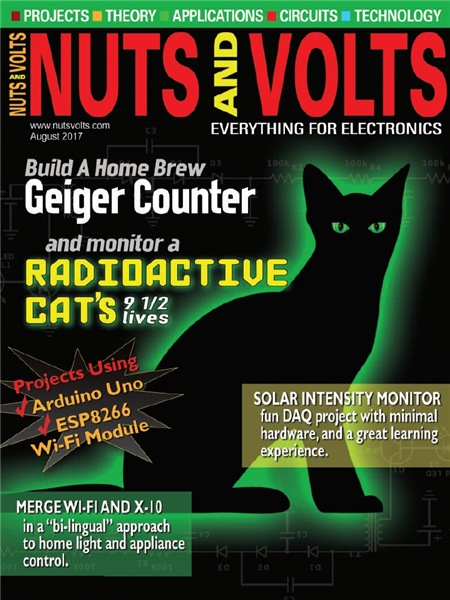 Nuts and Volts №8 (August 2017)