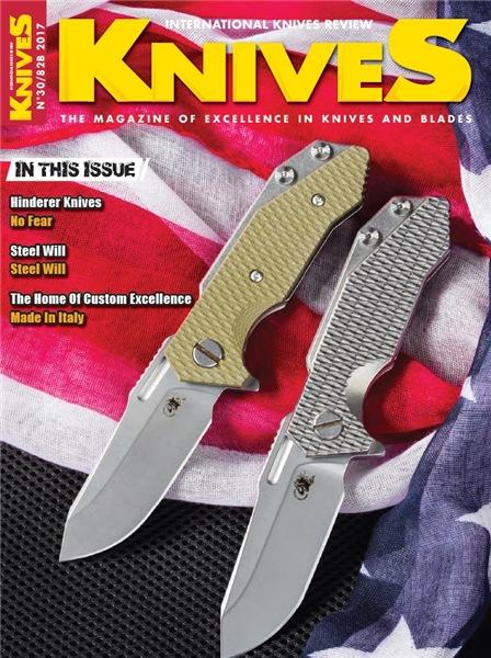 Knives International Review №30 (2017)