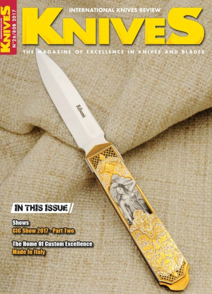 Knives International Review №26 (2017)