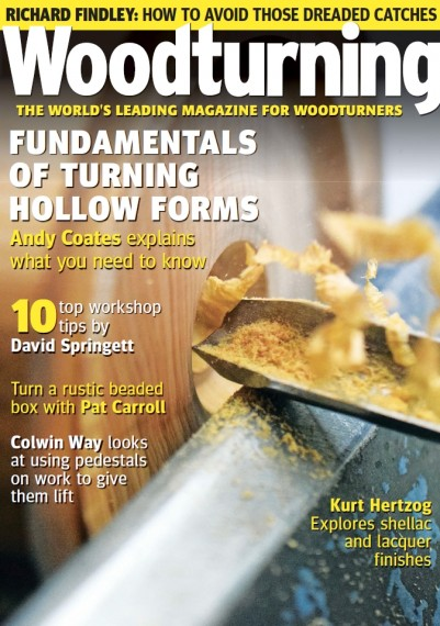 Woodturning №306 (June 2017)