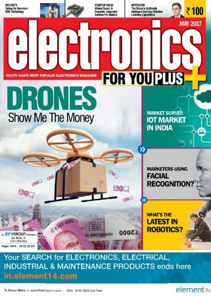 Electronics For You №5 (May 2017)