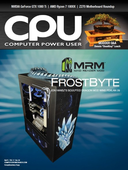 Computer Power User №4 (April 2017)