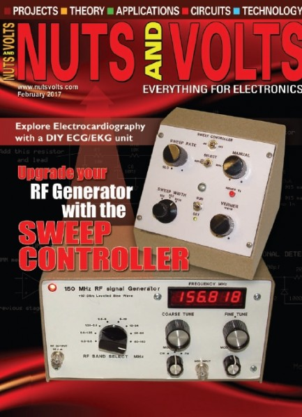 Nuts And Volts №2 (February 2017)