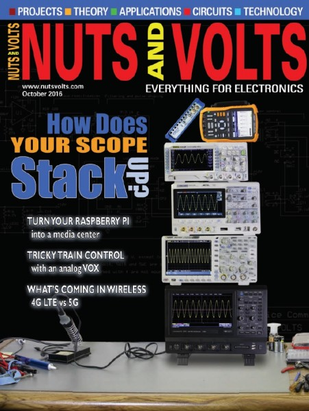 Nuts and Volts №10 (October 2016)