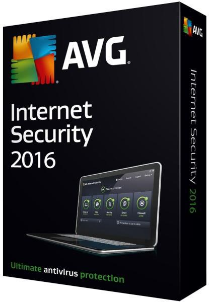 AVG Internet Security v2016 16.31.7356