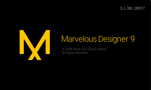 Marvelous Designer 9 Enterprise 5.1.381.28577