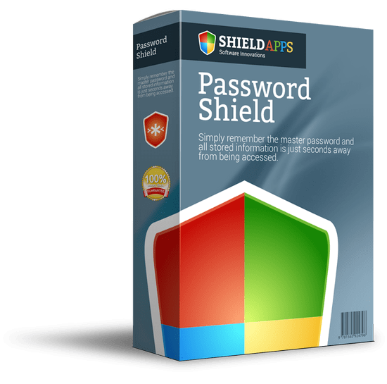 ShieldApps Password Shield Pro 1.9.5