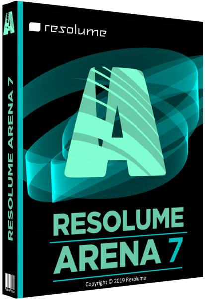 Resolume Arena 7