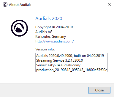 Audials One Platinum 2020.0.49.4900