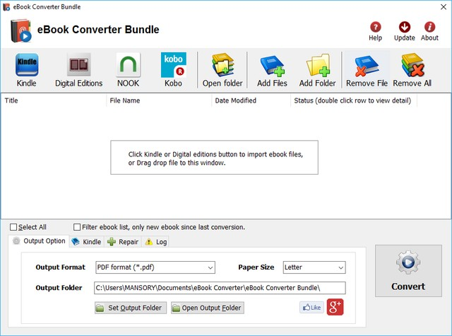 eBook Converter Bundle 3.19.918.425