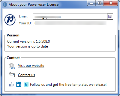 Power-user for PowerPoint and Excel 1.6.508.0