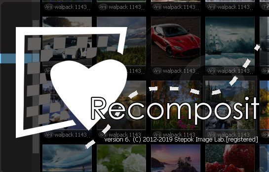 Stepok Recomposit Pro 6.0.0.1 + Rus + Portable
