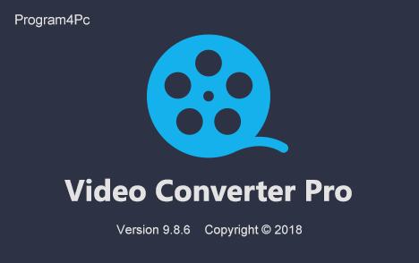Program4Pc Video Converter Pro 9