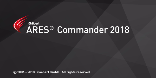 Graebert ARES Commander Edition 2018