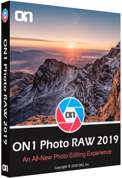 ON1 Photo RAW 2019