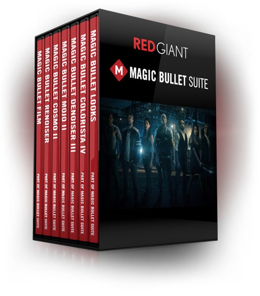 Red Giant Magic Bullet Suite 13.0.6