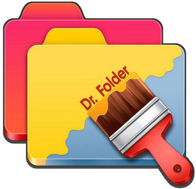 Dr. Folder 2.5.2.2 + Bonus Icons Pack